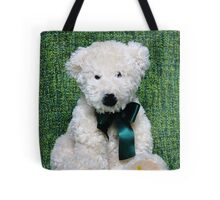 Sparkles The Wishing Bear Tote Bag