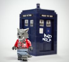 Bad wolf by ajk92