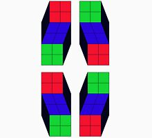 4 Cubes Unisex T-Shirt