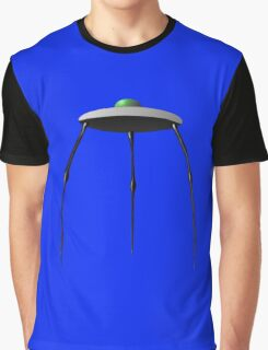 SURREALISM - Standing Disc Graphic T-Shirt