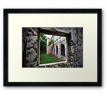 Picture Me Framed Print