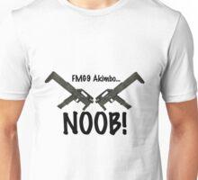 FMG9 Akimbo... NOOB! Unisex T-Shirt