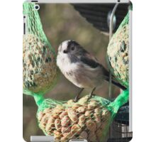 She thinks she's so clever iPad Case/Skin