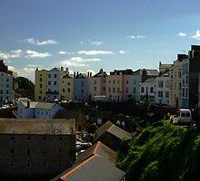 Tenby, Wales by MatthewMPhotos
