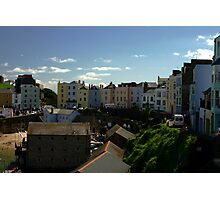 Tenby, Wales Photographic Print