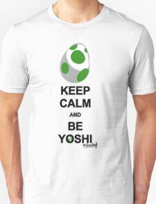 Keep calm and be Yoshi T-Shirt