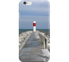 Irondequoit Bay Pier iPhone Case/Skin