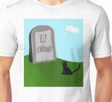 Schrödinger's cat 1 - Schrödinger 0 Unisex T-Shirt