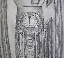 Hallway (Highgate) by Thea T