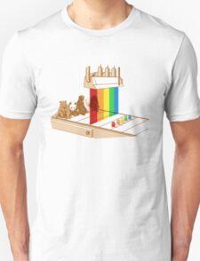 All Natural Gummy Bears Unisex T-Shirt
