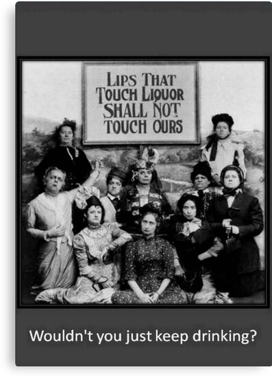 """""""Lips That Touch Liquor Shall Not Touch Ours"""" by taiche"""