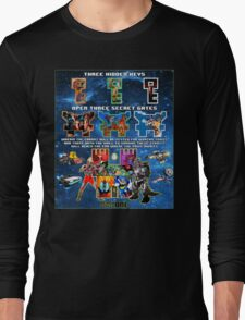 Anorak's Invitation - Ready Player One (ULTIMATE FANBOY EDITION) Long Sleeve T-Shirt