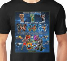 Anorak's Invitation - Ready Player One (ULTIMATE FANBOY EDITION) Unisex T-Shirt