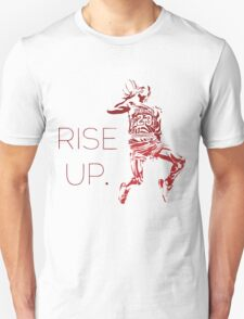 rise up MJ T-Shirt