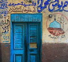 Writing on the wall by KerryPurnell