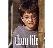 Harry Potter Thug Life Photographic Print