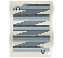 Stretched Out Limo Poster