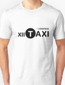 XII Taxi T-Shirt