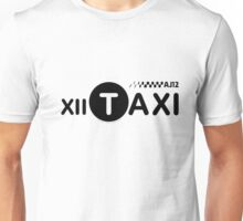 XII Taxi Unisex T-Shirt