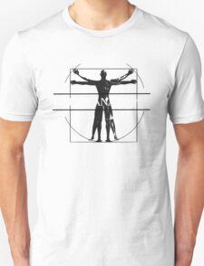 GREY'S ANATOMY- VITRUVIAN Unisex T-Shirt