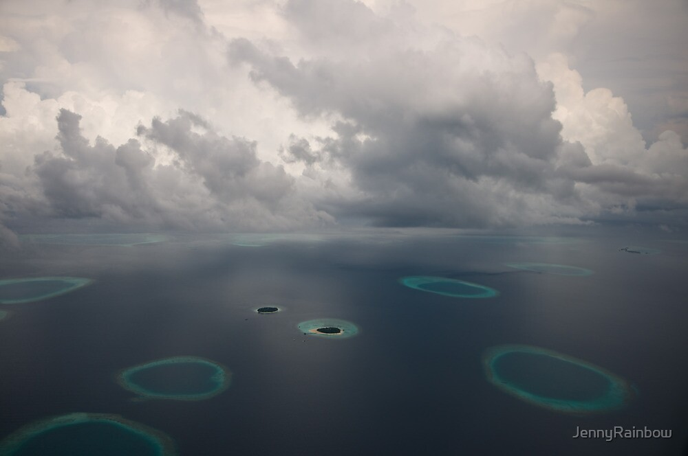 Whimsical Journey. Maldives by JennyRainbow