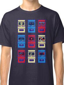 SCI-FI ARCADE Classic T-Shirt