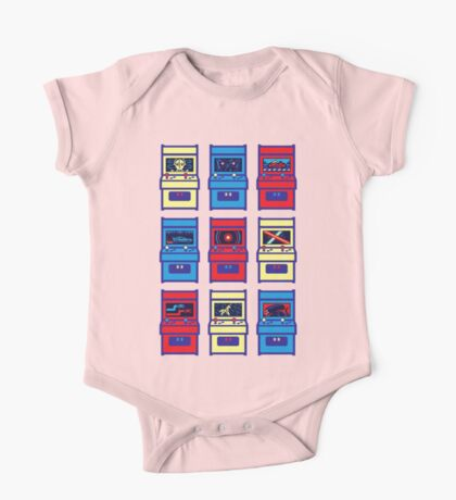SCI-FI ARCADE Kids Clothes