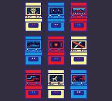 SCI-FI ARCADE Unisex T-Shirt