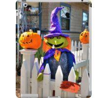 Happy Halloween Greeting Card, T-Shirt, Hoodie, Print, Tote Bag iPad Case/Skin