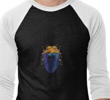 Jewel Beetle adult & kids clothing & stickers Men's Baseball ¾ T-Shirt