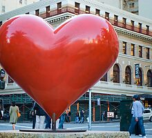 Heart of the City by Monique Wajon