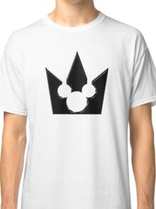 Kingdom Hearts Mickey Crown Poster Classic T-Shirt