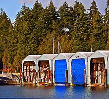 Burrard Inlet by Rae Tucker
