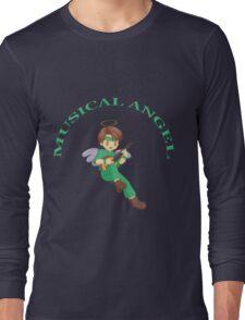 Musical Angel Tee 02 Long Sleeve T-Shirt