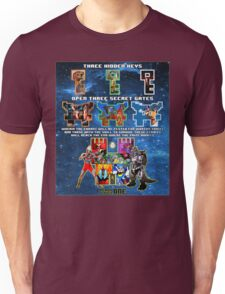 Anorak's Invitation (Version 2) - Ready Player One Unisex T-Shirt