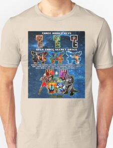 Anorak's Invitation (Version 2) - Ready Player One Unisex T-Shirt