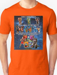 Anorak's Invitation (Version 2) - Ready Player One T-Shirt