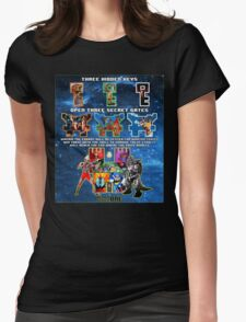 Anorak's Invitation (Version 2) - Ready Player One Womens Fitted T-Shirt