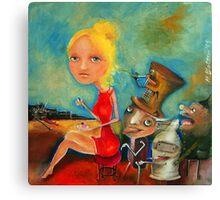 Desire Canvas Print