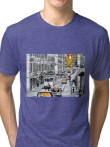 Splash Cities - Lisboa Tri-blend T-Shirt