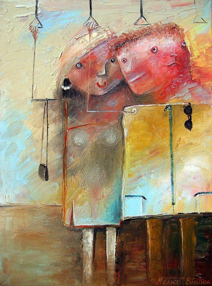 Casual Acquaintance by Monica Blatton