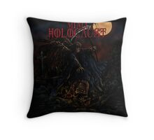 Condemned Souls Throw Pillow