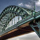 The Tyne Bridge by Great North Views