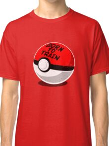 Full Metal Trainer- Pokemon Shirt Classic T-Shirt