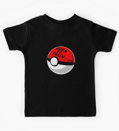Full Metal Trainer- Pokemon Shirt Kids Tee