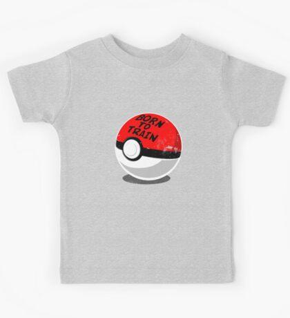 Full Metal Trainer- Pokemon Shirt Kids Tee