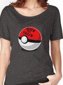 Full Metal Trainer- Pokemon Shirt Women's Relaxed Fit T-Shirt