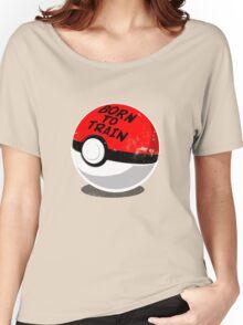 Full Metal Trainer- Pokemon Shirt Women's Relaxed Fit T-Shirt
