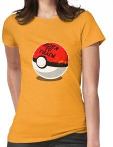 Full Metal Trainer- Pokemon Shirt Womens Fitted T-Shirt