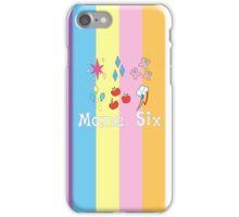 Mane Six iPhone Case/Skin